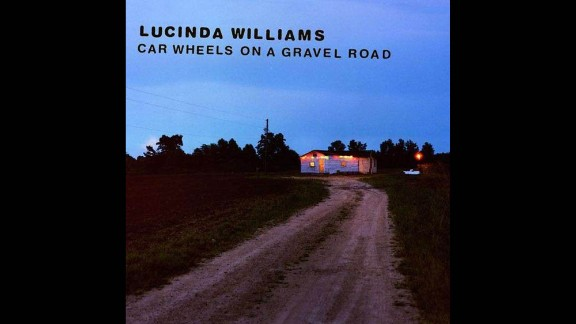 """Until the release of 1998's """"Car Wheels on a Gravel Road,"""" Lucinda Williams was considered a hidden treasure, with four releases spread over 20 years and her best-known song, """"Passionate Kisses,"""" covered by Mary Chapin Carpenter. (Williams won a songwriting Grammy for that.) """"Car Wheels"""" went gold, however, winning Williams a Grammy for best contemporary folk album and topping lists of 1998's best albums. Its songs still ring true, including """"Right in Time,"""" """"Drunken Angel"""" and """"Metal Firecracker."""""""