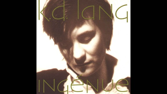 """Until 1992's """"Ingenue,"""" k.d. lang was one of the new faces of country music, a traditionalist with pipes to rival Patsy Cline's. Then came """"Ingenue,"""" a smoky collection of songs mostly about lost love, and she was suddenly discovered by the mainstream. The album went platinum, spawned a pair of hit singles (notably """"Constant Craving""""), and lang was nominated for five Grammy awards, including album of the year, song of the year and record of the year. She won one, for best pop vocal performance (female)."""