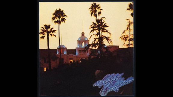 """Welcome to the """"Hotel California."""" The Eagles album went on to become one of their best-selling and earned Grammys in 1978 for two of their singles. The album ultimately lost the album of the year Grammy to Fleetwood Mac's """"Rumours."""""""