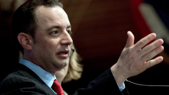 """Priebus: """"People need to be trained and disciplined."""""""