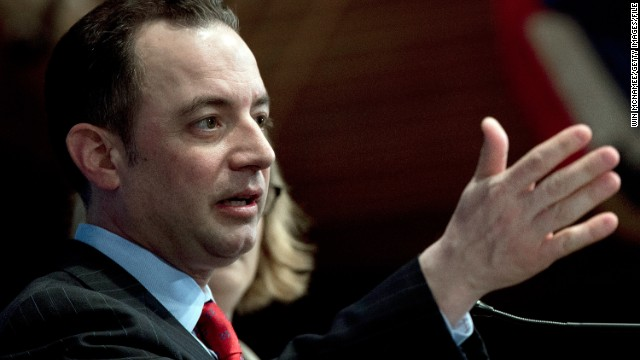 RNC Chair Reince Priebus is urging the party to explain its priorities.