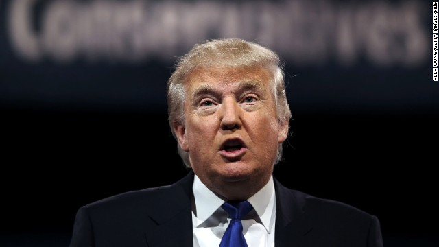 Donald Trump was seeking $100,000 for each of the four domain names, the maximum damages allowed.