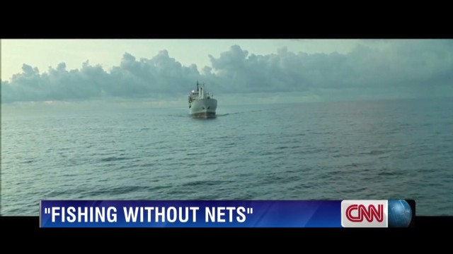 Fishing without nets cnn video for Fishing without nets