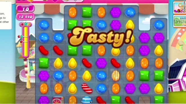 'Candy Crush' app wants to trademark ...