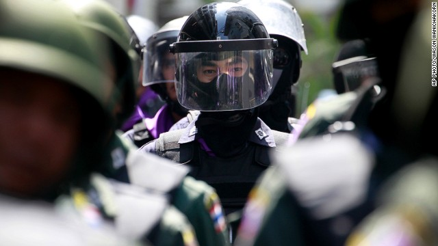 Leading car maker wary of Thai protests