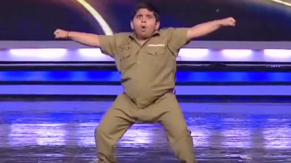 newday tell Indian boy dances on India