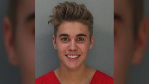 Bieber arrest