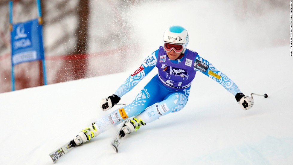 She made her World Cup return to action in the New Year in Austria, and has since registered her first top-10 finishes this season.