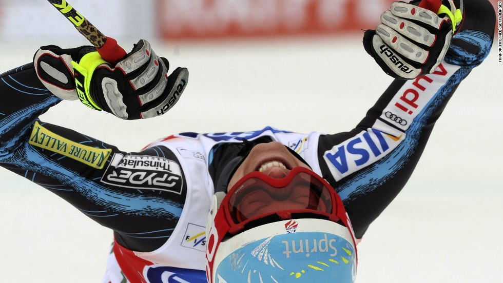Mancuso, who turns 30 in March, has already had an illustrious career. She has won three Olympic medals and another five at the alpine skiing world championships.