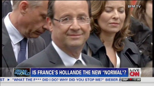 Hollande's Dysfunctional Family