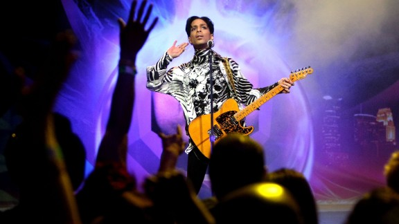 """Pop star Prince became a Jehovah's Witness in 2001 and has even gone door-to-door to share his faith with others. """"Sometimes people act surprised,"""" he told The New Yorker in 2008. """"But mostly they're really cool about it."""""""