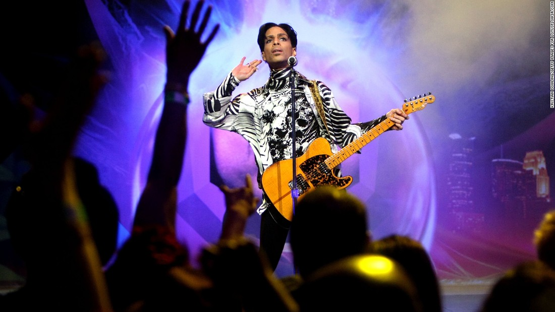"Pop star Prince became a Jehovah's Witness in 2001 and has even gone door-to-door to share his faith with others. ""Sometimes people act surprised,"" he told The New Yorker in 2008. ""But mostly they're really cool about it."""