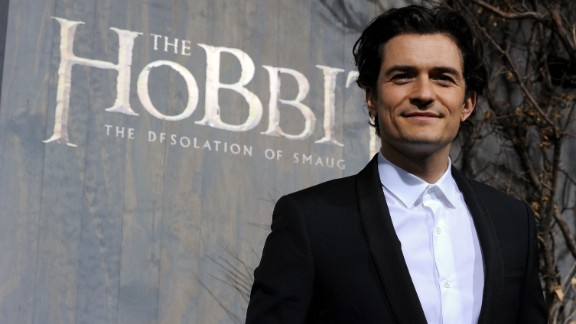"""Orlando Bloom joined the Soka Gakkai school of Buddhism at age 19. """"It's about studying what is going on in my daily life and using that as fuel to go and live a bigger life,"""" he told Details in 2007."""