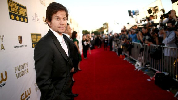 """Actor Mark Wahlberg is serious about his Catholic faith. Even so, he joked about his risque roles with CNN's Jake Tapper. """"I hope God's a movie fan. I want to explain 'Boogie Nights' at the right time."""""""