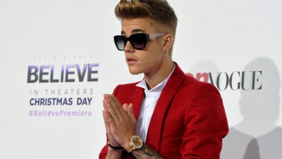 """Justin Bieber was raised in a Christian household by his evangelical mother. In a 2011 interview with Rolling Stone, Bieber said, """"I feel I have an obligation to plant little seeds with my fans. I'm not going to tell them, 'You need Jesus,' but I will say at the end of my show, 'God loves you.' """""""