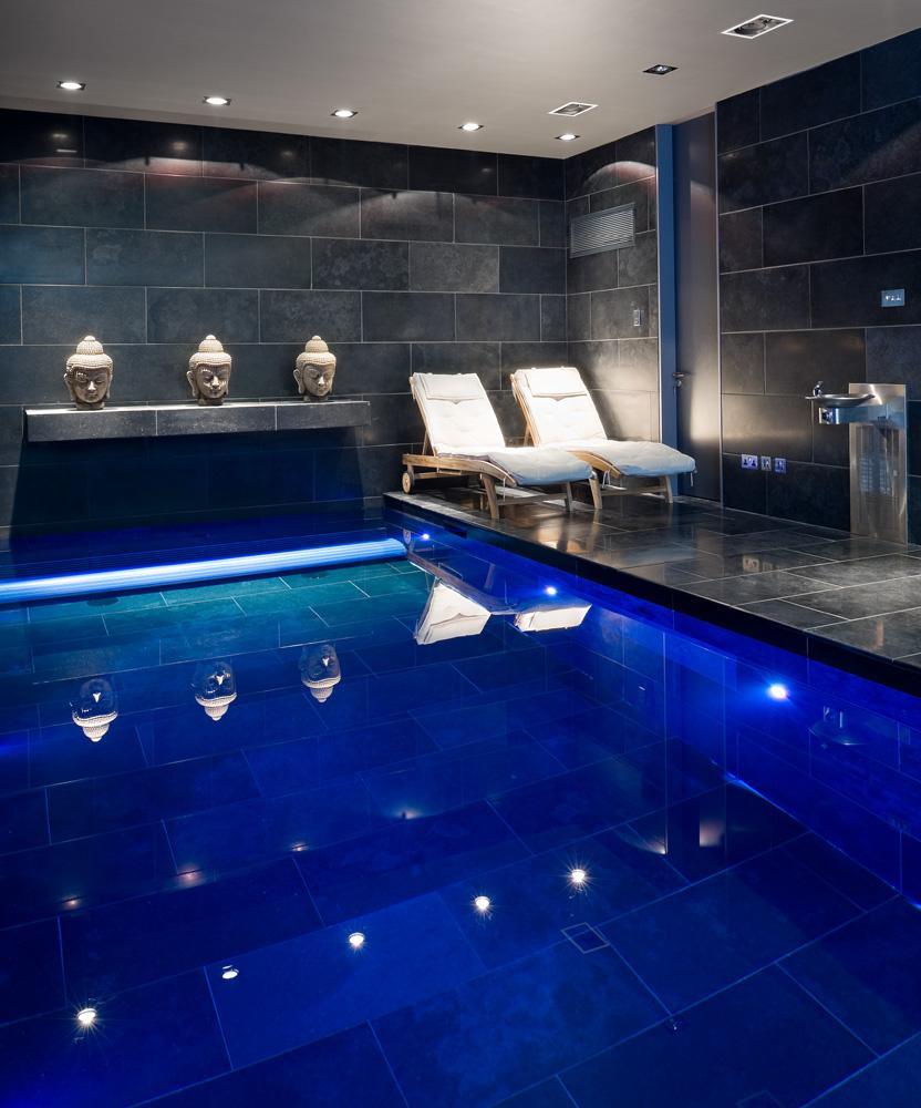 Basement Swimming Pool Design London's Amazing Luxury Basements  Cnn Style