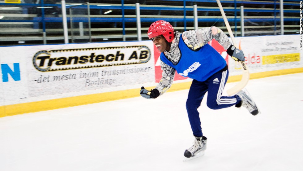Slowly but surely, confidence has grown among the players, and they scored their first goals in training the week before the World Championships.
