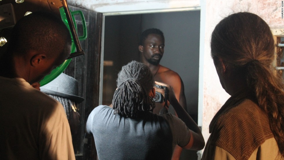 The pilot episode of Usoni will have its premiere Monday at the Alliance Francase, the French cultural center in Nairobi.