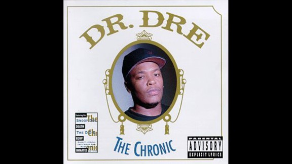 """Just looking at the album cover for """"The Chronic"""" is enough to jog our memories back to late 1992 and into '93, when our worlds -- and hip-hop -- were altered with tracks like """"Nuthin' But A 'G' Thang"""" and """"Let Me Ride."""" The latter cut won best rap solo performance at the 1994 ceremony."""
