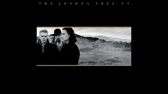 """U2 isn't hurting for Grammy awards, but their 1987 album, """"The Joshua Tree,"""" not only won them spades of accolades -- including an album of the year Grammy -- it helped launch them into a new level of international fame."""