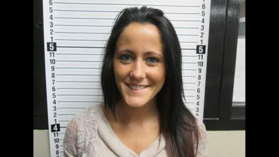 """Teen Mom"" Jenelle Evans"