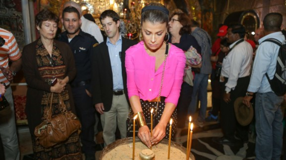 """Paula Abdul, the singer and former """"American Idol"""" judge, told The Associated Press that """"beyond being Jewish, I've always found myself to be very much in tune with spirituality."""""""