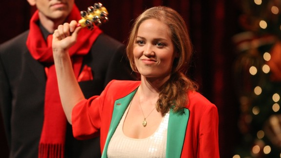 """Actress Erika Christensen defended Scientology last year after the release of """"Going Clear,"""" a book that offered a probing look at the controversial church. """"(People assume) we're some kind of closed group and we're just the Hollywood religion ... and we worship rabbits. I don't actually know how many people think that,"""" she joked in an online video."""
