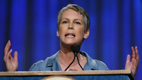 Jamie Lee Curtis has reportedly said she was once so addicted to prescription pain medicine that she stole some from a relative to help feed the addiction.