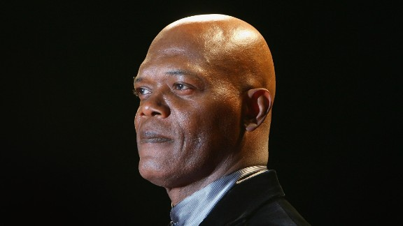 Samuel L. Jackson is not Laurence Fishburne, and he