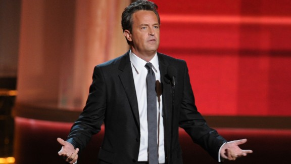 "Matthew Perry has struggled with an addiction to prescription drugs and alcohol and landed on the cover of People magazine to discuss his road to sobriety. While he was on ""Friends,"" he said, ""it would seem like I had it all. It was actually a very lonely time for me, because I was suffering from alcoholism."""