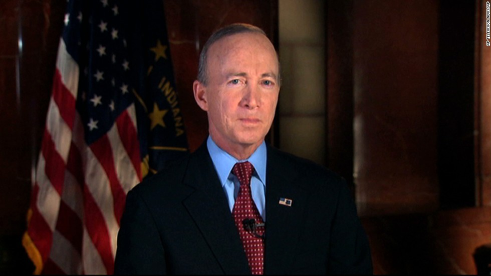 <strong>2012: Gov. Mitch Daniels of Indiana --</strong> The former head of the White House Budget Office under President George W. Bush had a great deal of potential when he delivered a pointed GOP response to President Barack Obama's State of the Union address. Just two years later, Daniels is out of politics and is now president of Perdue University.<br />
