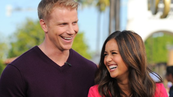 "Sean Lowe and Catherine Giudici met and fell in love on ""The Bachelor"" season 17. The couple married in January 2014 -- on TV, of course."