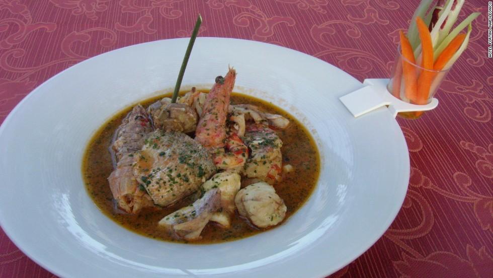 Italian Heritage Food