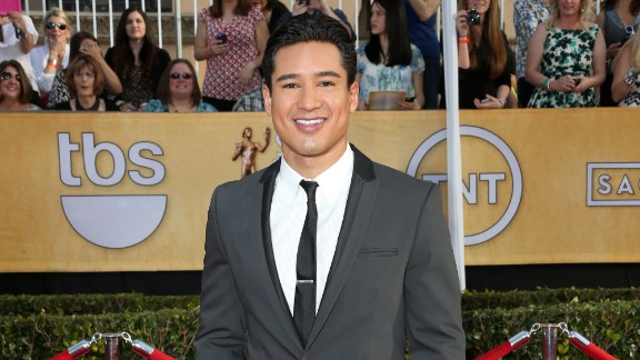 """After Pope Francis was elected, television personality Mario Lopez tweeted, """"Big moment for the church & for those of us who call ourselves Catholics. I hope Pope Francis comes with an open heart & open mind... #Faith."""""""