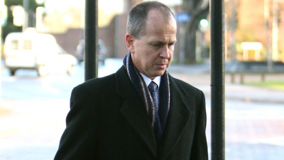 Peter Griste is seen in this 2008 file photo.