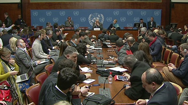 Violence overshadows Syria talks