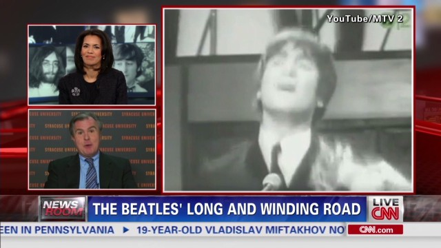 Revolutionary impact of The Beatles