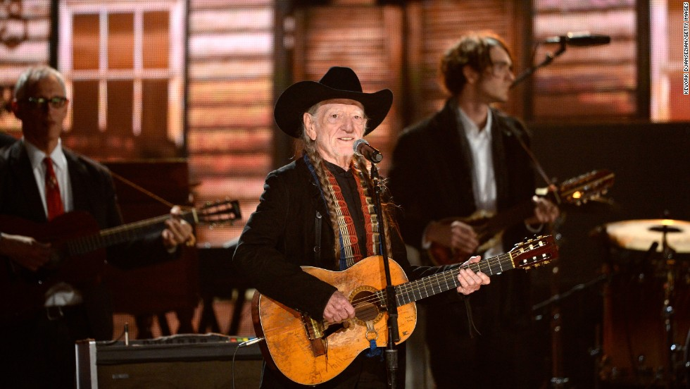 Country legend Willie Nelson was forced to cancel four shows in 2013 because of a shoulder injury. The crooner was back on the road again about a month later.