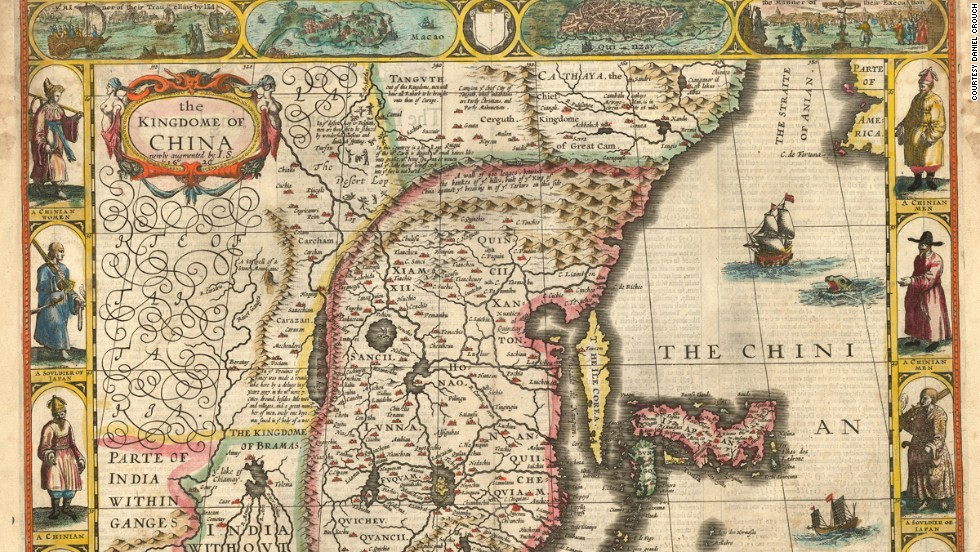 Love maps 7 things even map and atlas fans may not know cnn travel gumiabroncs Image collections