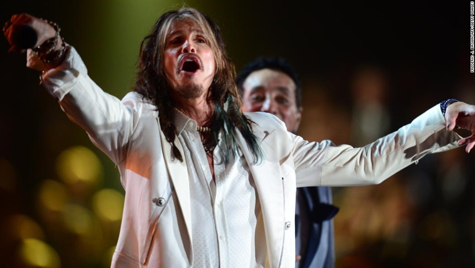 Aerosmith canceled 20 shows on its 2009 North American tour after frontman Steven Tyler tumbled off a stage in Sturgis, South Dakota.