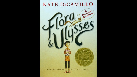 "Looking for great reads for young people? ""Flora & Ulysses: The Illuminated Adventures,"" written by Kate DiCamillo, is the 2014 Newbery Medal winner. Click through the gallery to see the rest of the American Library Association"