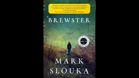 """""""Brewster,"""" written by Mark Slouka, is one of 10 books to win the Alex Award for best adult book that appeals to teen audiences."""