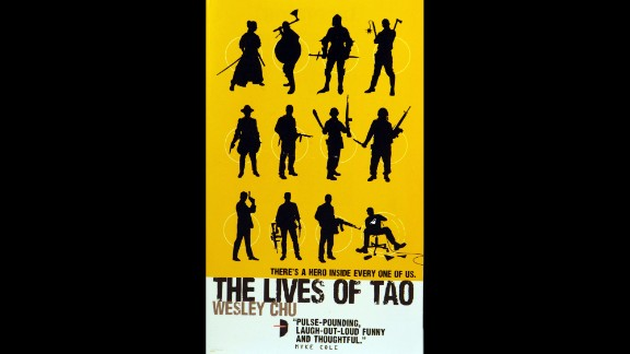 """""""Lives of Tao,"""" written by Wesley Chu, is one of 10 books to win the Alex Award for best adult book that appeals to teen audiences."""