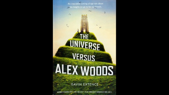 """""""The Universe Versus Alex Woods,"""" written by Gavin Extence, is one of 10 books to win the Alex Award for best adult book that appeals to teen audiences."""