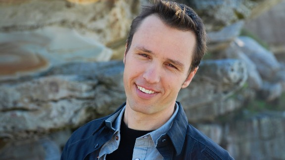 """Markus Zusak, author of """"The Book Thief"""" and """"I Am The Messenger,"""" is the 2014 Edwards Award winner."""