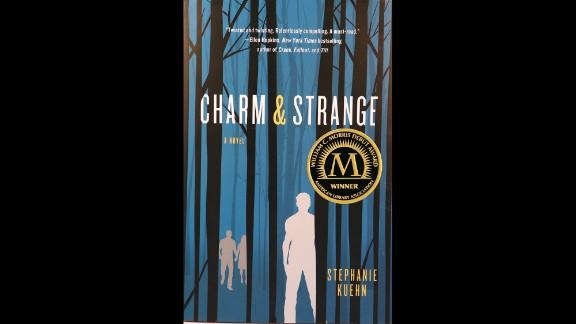 """""""Charm & Strange,"""" written by Stephanie Kuehn, is the 2014 William C. Morris Award winner."""