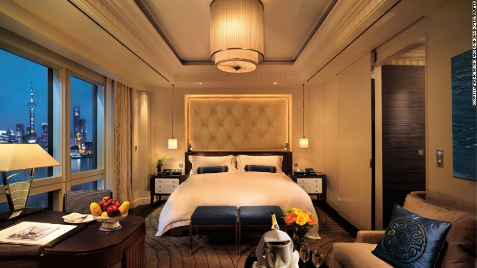 Exclusive The Luxury Hotel Rooms That Don T Want You To Stay Cnn