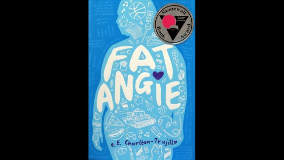"""""""Fat Angie,"""" written by e.E. Charlton-Trujillo, is the second winner of the 2014 Stonewall Children's and Young Adult Literature Award."""