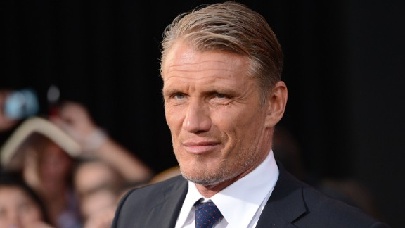 """Best known as Russian boxer Ivan Drago in """"Rocky IV,"""" Dolph Lundgren has a master's degree in chemical engineering from the University of Sydney. With an IQ of 160, this Mensa member was once offered a Fulbright Scholarship to MIT."""
