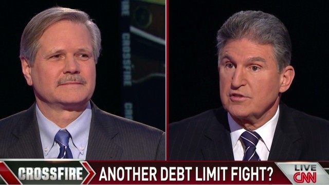 Manchin: Hope Obama's focus on economy